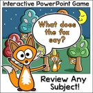 No Prep Language or Math Review Game for any Grade