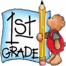 First Grade English Worksheets Set Bundle