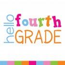Fourth Grade Math Worksheets Set Bundle