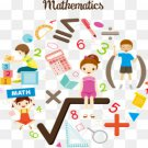 Elementary Math Charts Set