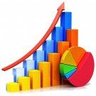Charts and Graphs Poster Set