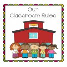 Classroom Rules or Expectations Posters