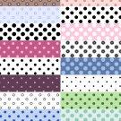 Polka Dots Paper Bundle