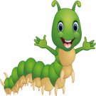 Digital and Printable Activity: Contraction Caterpillars