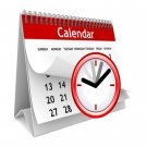 School Calendar (Editable)
