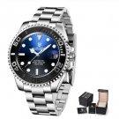 Pagani Design Men Automatic Watch Luxury Mechanical Wristwatch Stainless Steel Waterproof Watch
