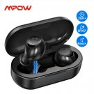 Mpow M7 TWS Wireless Earphones iPX7 Waterproof Bluetooth 5.0 30h Playing Time USB-C Charging