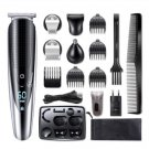 Hair Clipper Men Rechargeable Electric Razor 5 In 1 Hair Trimmer Hair Cutting Machine Beard Trimer
