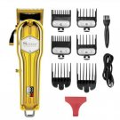 Hair Clipper Barber Clippers Adjustable Cutter Waterproof Haircut Machine Cordless Hair Trimmer