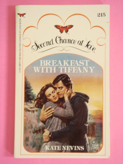Breakfast With Tiffany by Kate Nevins Second Chance at Love No. 215