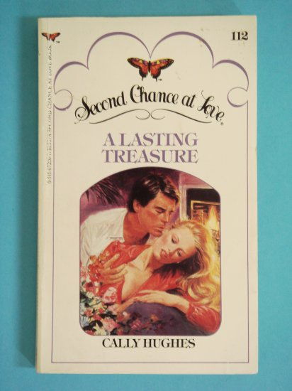 A Lasting Treasure by Cally Hughes aka Lass Small Second Chance at Love No. 112