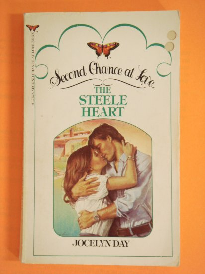 The Steele Heart by Jocelyn Day Second Chance at Love No. 52