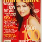 Marie Claire Magazine November 2000 Issue Vol. 7 No. 11 with Elizabeth Hurley on the cover