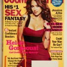 Cosmopolitan Magazine September 2007 Issue Vol. 243 No. 3 with Jessica Alba on the cover