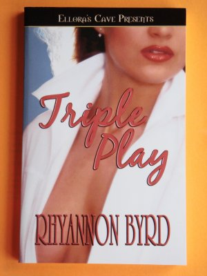 Triple Play by Rhyannon Byrd