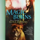 Magic Burns by Ilona Andrews Kate Daniels series paranormal mystery urban fantasy