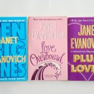 Janet Evanovich Love Overboard Plum Lovin' Ten Big Ones book lot