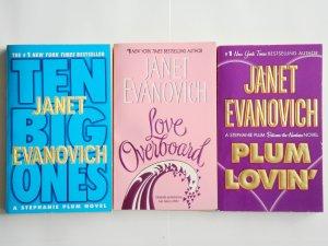 Janet Evanovich Love Overboard Plum Lovin' Ten Big Ones book lot