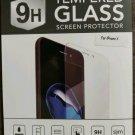 VEME tempered glass screen protector iPhone X 9H hardness HD anti fingerprint