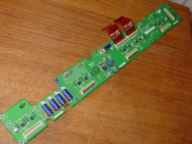 PCB - BUFFER LOGIC RIGHT / SVA HD4208TIII / LJ92-00600a - LJ41-01082A