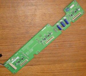 PCB - BUFFER LOGIC LEFT FOR SAMP0 PME-4256 (S) TV