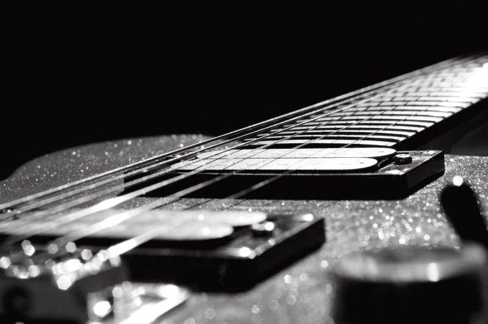 Guitar 1 14x11 Photo Print