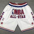 1988 All-Star East Just Don Shorts White