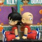 2pcs/set anime dragonball dragon ball z pvc piggy bank