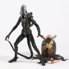 """NECA Alien Ultimate 40th Anniversary Big Chap 7"""" PVC Action Figure Collectible Model Toy"""