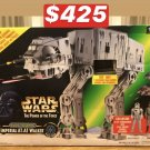 Star Wars Power of the Force Electronic Imperial At-At Walker New In Box