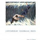 Contemporary Woodblock Prints