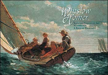 Winslow Homer Book of Postcards