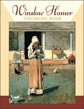 Winslow Homer Coloring Book