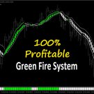 Green Fire Trading System - Indicator, Strategy 100% win (Accurate signals)