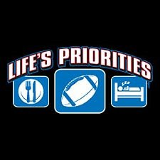Lifes Priorities
