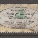 USA - Chain Deliveries - Local Post Parcels 1935ish Stamp T10 Minor Faults as seen