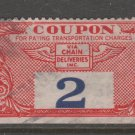USA - Chain Deliveries - Local Post Parcels 1935ish Stamp T30