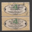 USA - Chain Deliveries - Local Post Parcels 1935ish Stamp- nice 10-23-20-2
