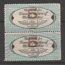 USA - Chain Deliveries - Local Post Parcels 1935ish Stamp- nice 10-23-20-3