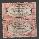 USA - Chain Deliveries - Local Post Parcels 1935ish Stamp- nice 10-23-20-4