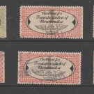 USA - Chain Deliveries - Local Post Parcels 1935ish Stamp- nice 10-23-20-31