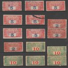 USA - Chain Deliveries - Local Post Parcels 1935ish Stamp- nice 10-23-20-32
