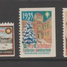 Colorado older charity stamps mint gum 11-8-20-2b