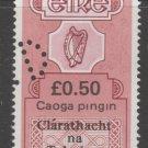 Ireland UK  revenue Fiscal stamp 11-12-20-7d