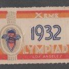 USA Olympics 1932 Los Angeles Games 11-18-20-3b