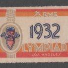 USA Olympics 1932 Los Angeles Games 11-18-20-3c
