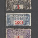 USA - Chain Deliveries - Local Post Parcels 1935ish Stamp- 11-18-20-4c