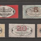 USA - Chain Deliveries - Local Post Parcels 1935ish Stamp- 11-18-20-4a