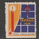 UK Ireland Charity revenue Fiscal stamp 10-28-19-21a mnh gum