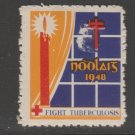 UK Ireland Charity revenue Fiscal stamp 10-28-19-21b mnh gum